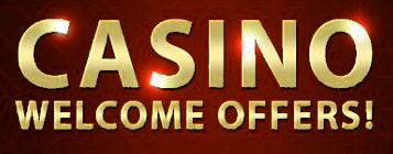 Online casinos bonus offers