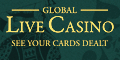 global live casino bonus