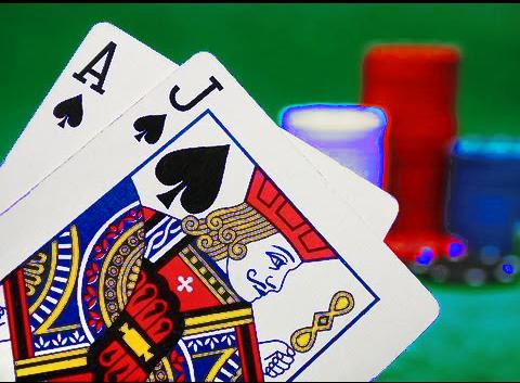 Blackjack vinne