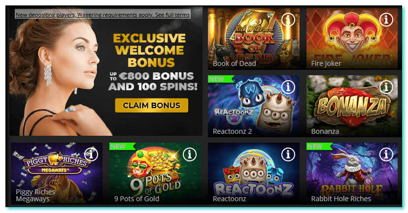 regent Play Online Casino Games Win Loyalty Rewards